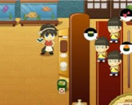 Sushi chef online